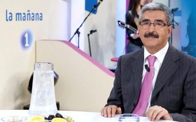 Germán Vázquez en Saber Vivir (La mañana de la 1, TVE)